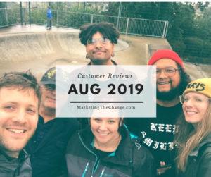 Website Reviews AUG 2019