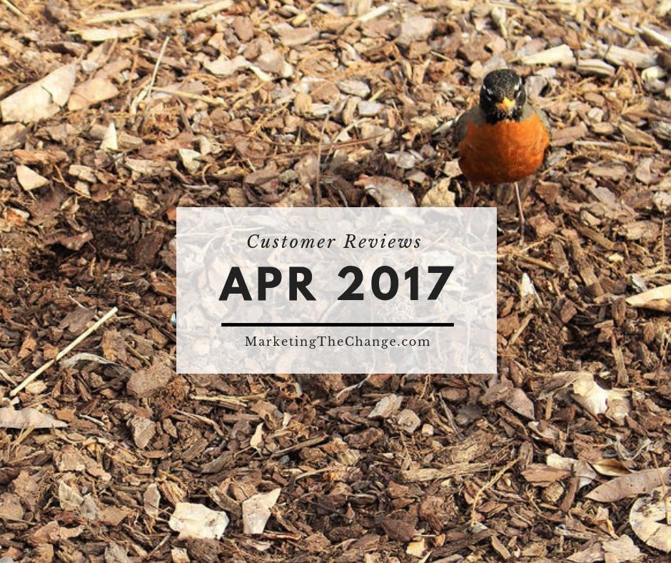 Website Reviews April 2017