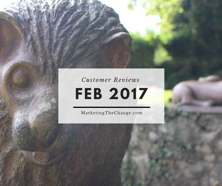 Website Reviews Feb 2017