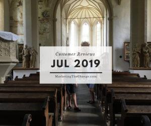 Website Reviews July 2019