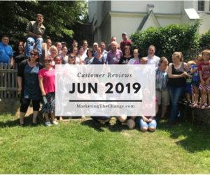 Website Reviews June 2019