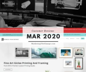 Website Reviews mar 2020