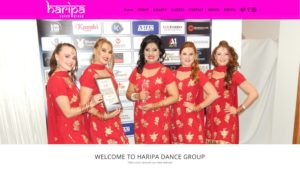 Dance-group-website