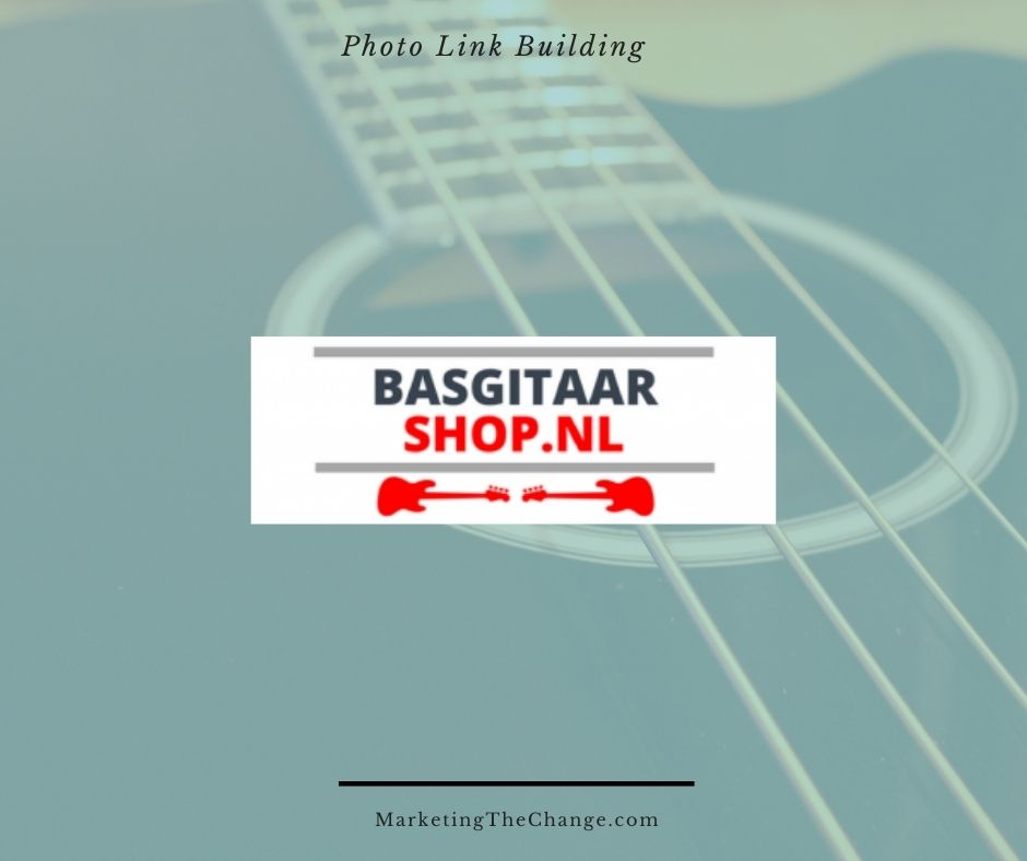 Photo Link Building basgitaarshop