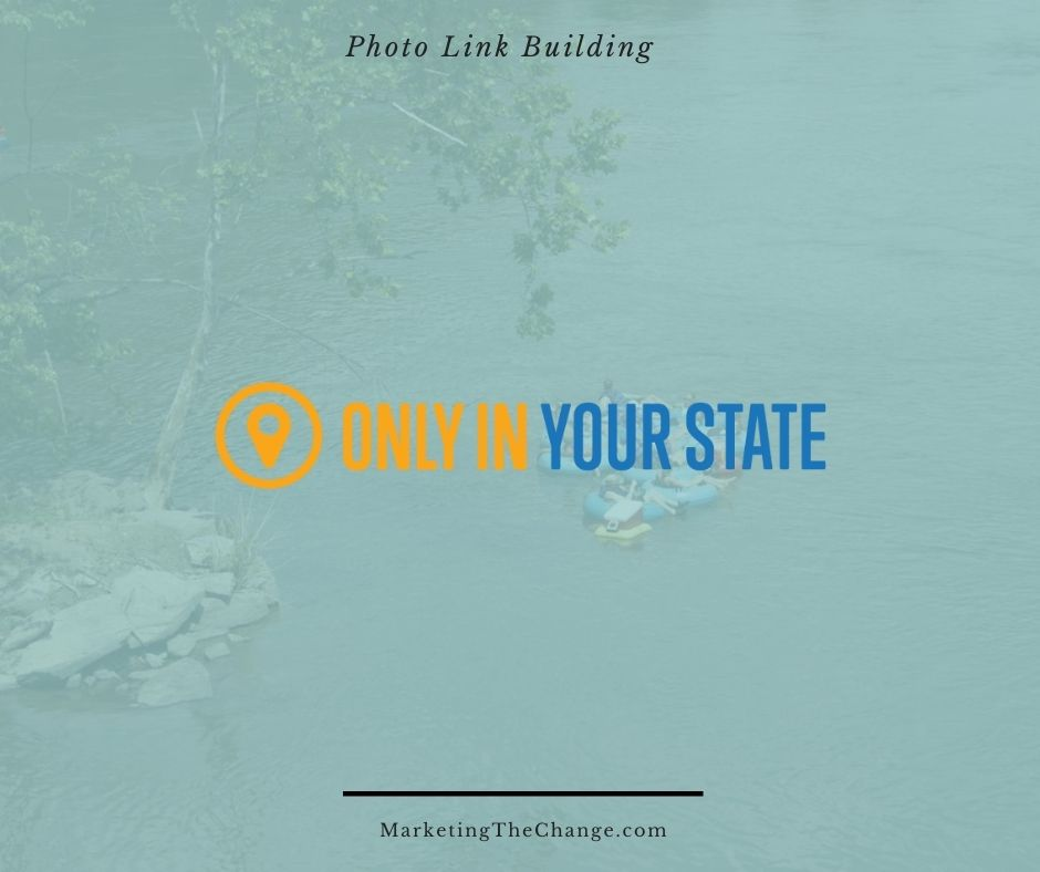 Photo Link Building onlyinyourstate