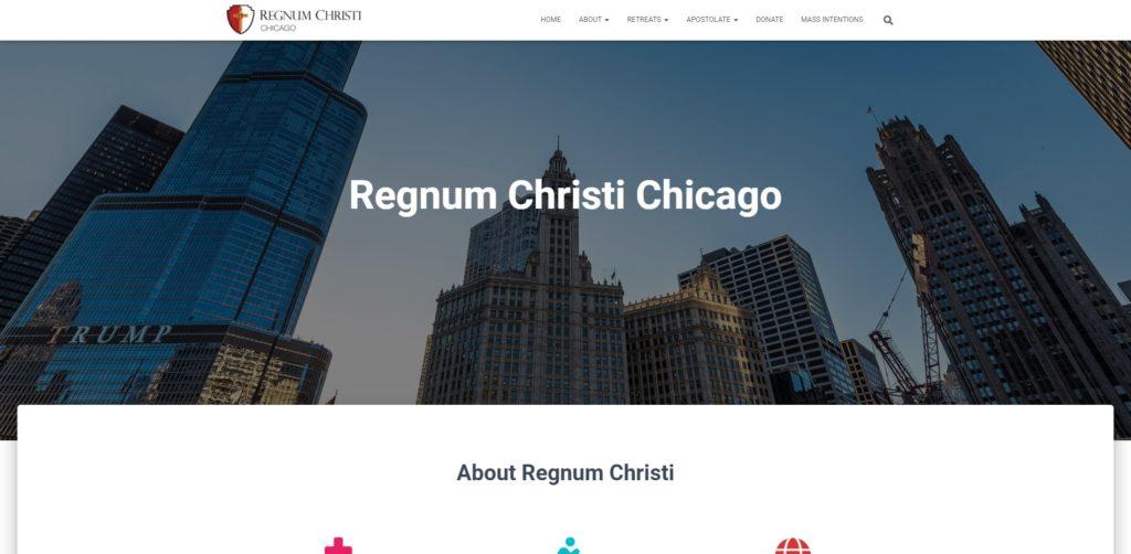 Events Calendar - Development - Christian Charity - Chicago - USA