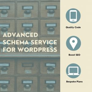 Advanced Schema Service for WordPress