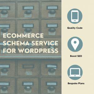 Ecommerce Schema Service for WordPress