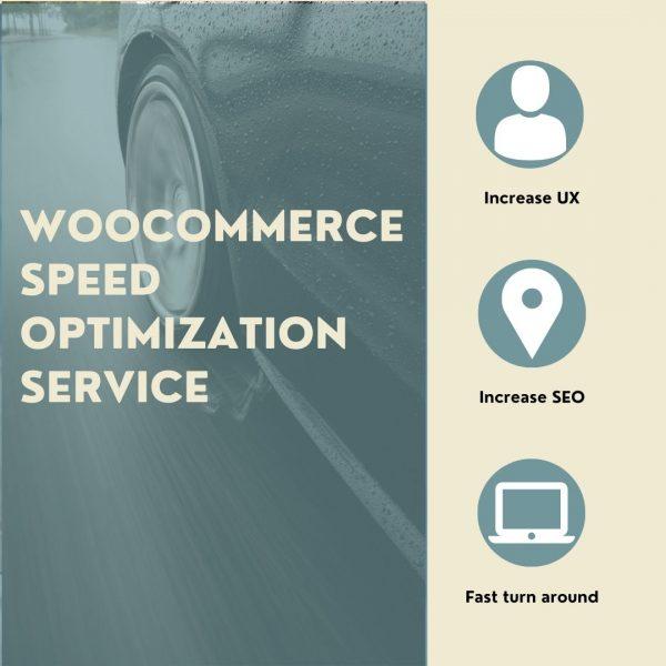 WooCommerce Speed Optimization Service